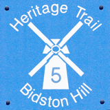 Heritage Trail Marker