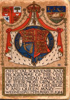 Souvenir Programme 1914