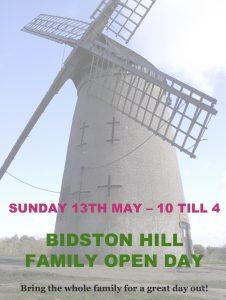 Bidston Hill Family Open Day 2018 - click for poster